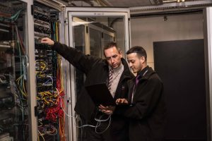 hyperfast internet speeds available in office space at CEME East London Essex