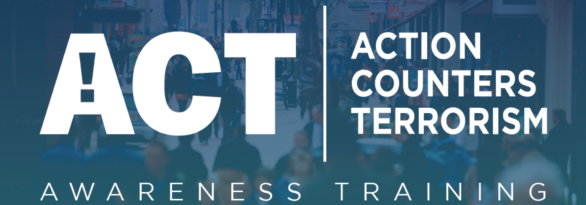 Webinar: Counter Terrorism Training from the Met Police